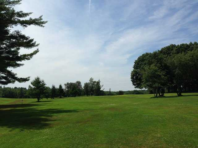 A view from Hampden Country Club