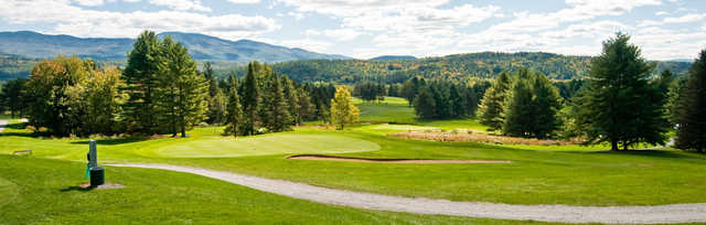 A view from Stowe Country Club