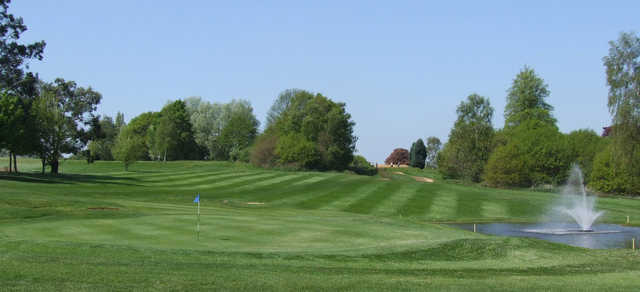 A view from West Malling Golf Club