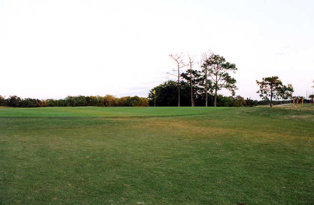 A view of the 7th hole at Sebastian Golf Course
