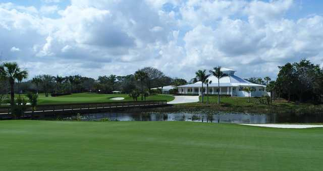A view of the clubhouse at The Florida Club