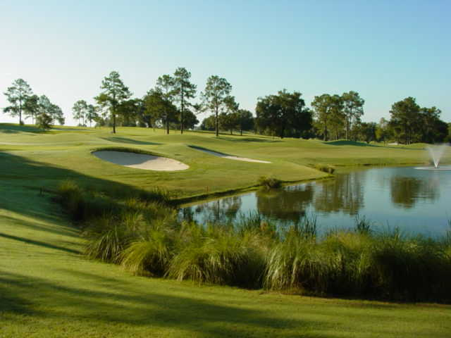 A view of hole #14 at Seminole Legacy Golf Club