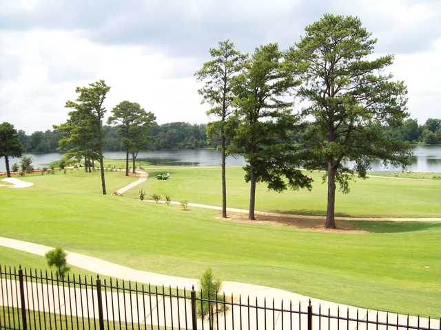 A view from The Links At Tuscaloosa