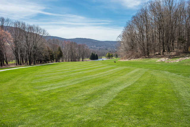 A view from Great Gorge Golf Club.