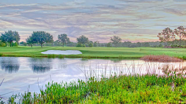 View of the 7th green at Shingle Creek Golf Club