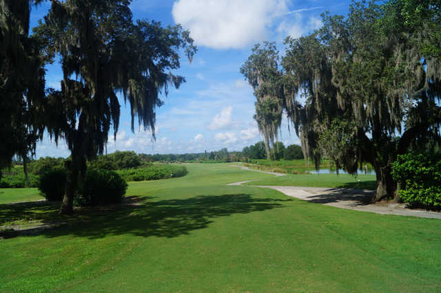 View from the 10th tee at White Heron Golf Club