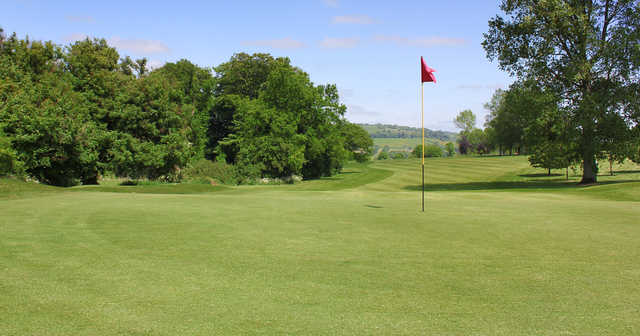 View of the 13th hole at Saltford Golf Club