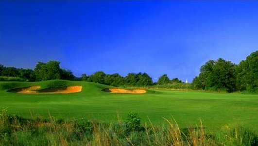 A view of the 6th hole at Texas Star Golf Course