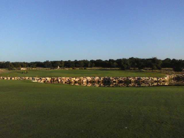 A view from Cowan Creek Golf Course