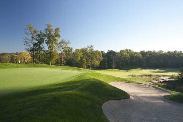 The Robert Trent Jones II Course at Lansdowne Resort: #18