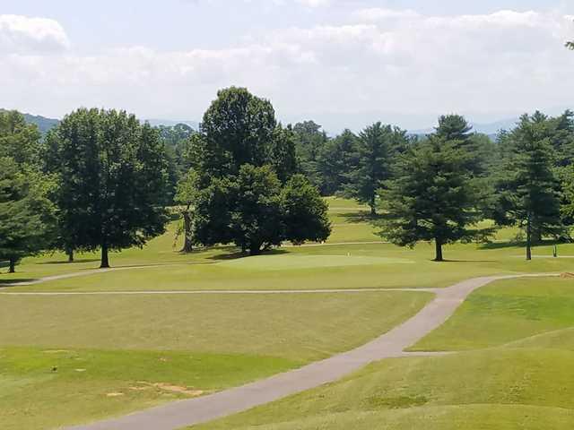 A view from Pine Lakes Golf Club (Jeffrey Hudson)
