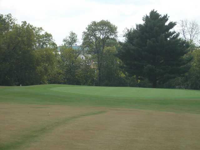 View of a green at Pine Lakes Golf Club (Shinsuke Seike)