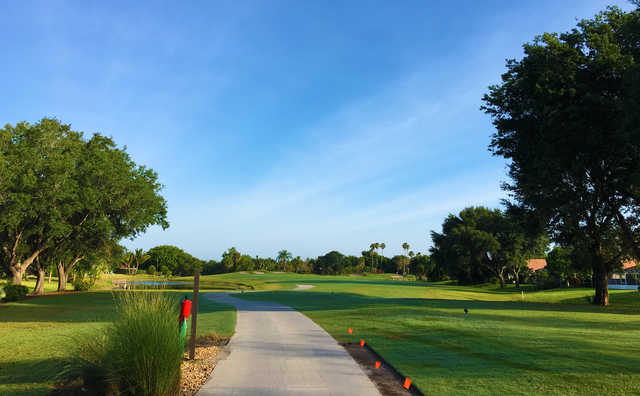 A view from Atlantic National Golf Club