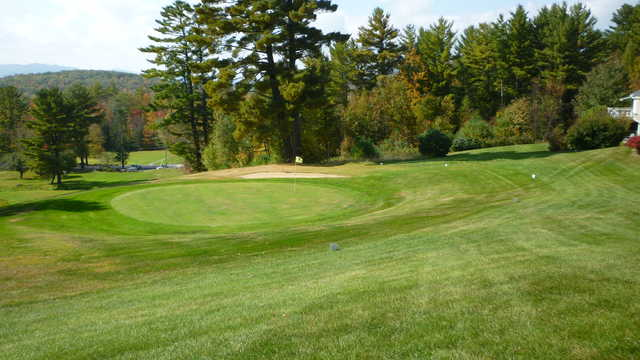 A view of hole #7 at Highland Links Golf Club (NH.life).
