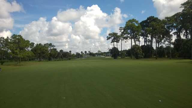 A view from the 18th fairway at Lemon Bay Golf Club (Jon Baugh) .