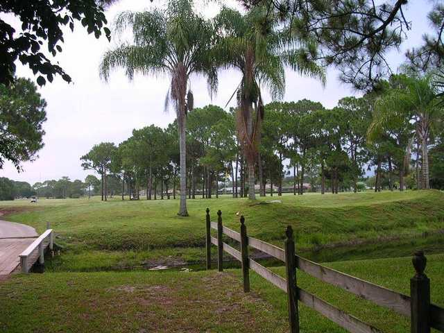 A view of a hole at Island Pines Golf Club,