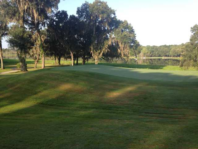 A view of hole #5 at Suwannee Country Club.