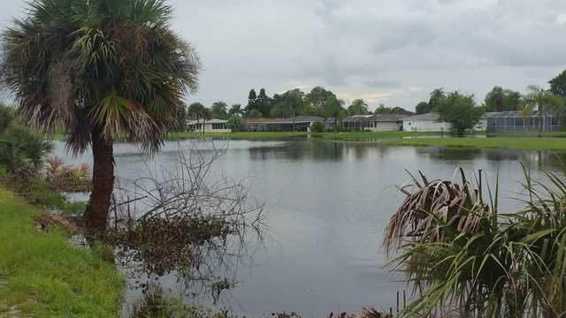 A view of the 2nd fairway at Hills from Rotonda Golf & Country Club (Mary Lukas Jurkowski).