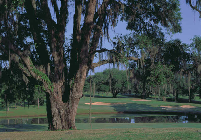 A view of the 6th hole at North from Killearn Country Club & Inn.