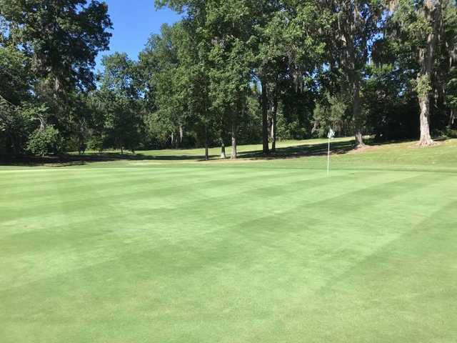 A view of a hole at Killearn Country Club & In.