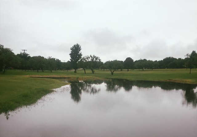 A view over the water from Sweetwater Country Club.