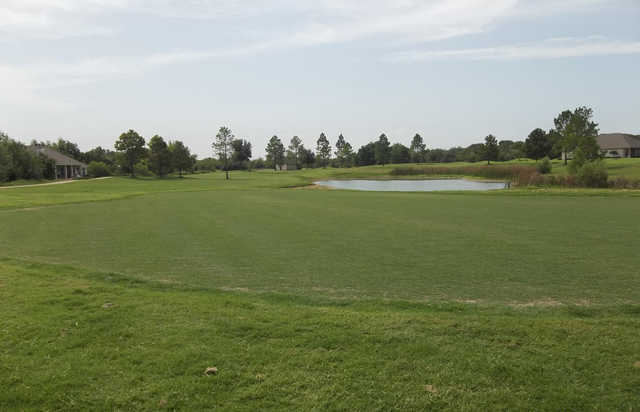A view from The New at White Bluff Golf Club.