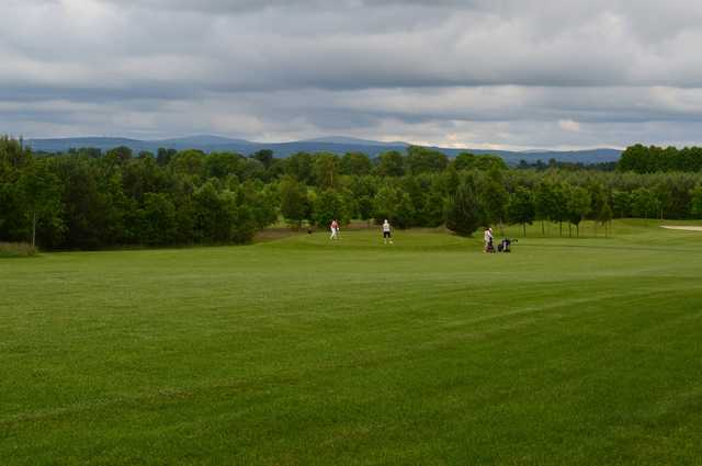 A view from Millicent Golf and Country Club