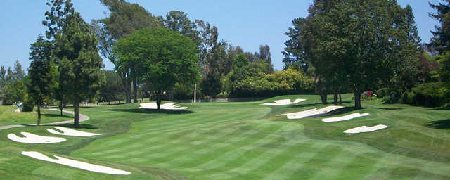 A view from fairway #14 at Las Posas Country Club.