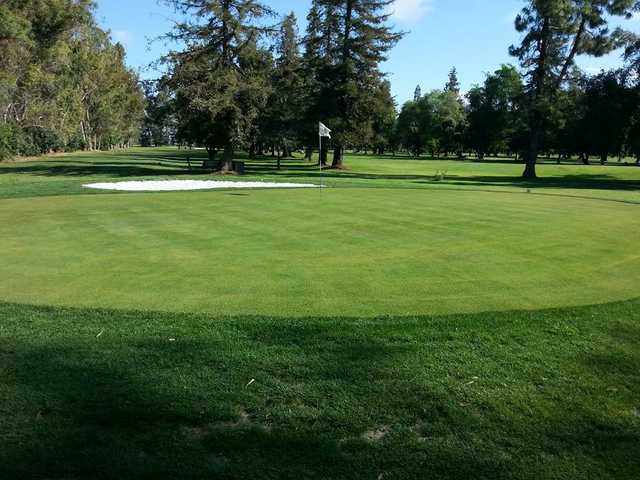 A view of a hole at Escalon Golf Course (Melvin Cox).