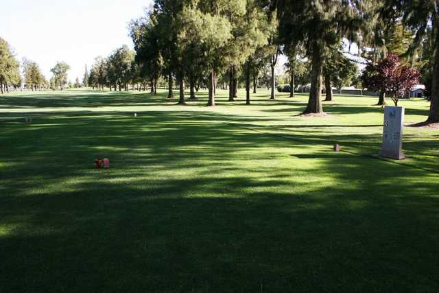 A view from tee #3 at Turlock Golf & Country Club.
