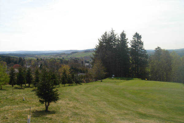Torphins Golf Club - Hole #6