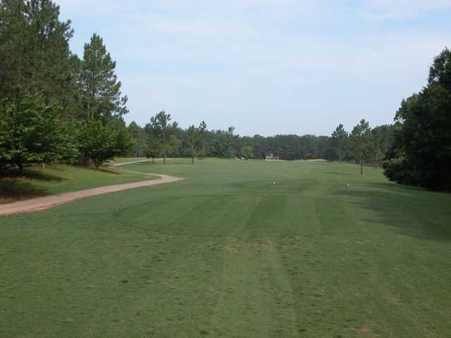A view of the 6th hole at Cobb's Glen Country Club