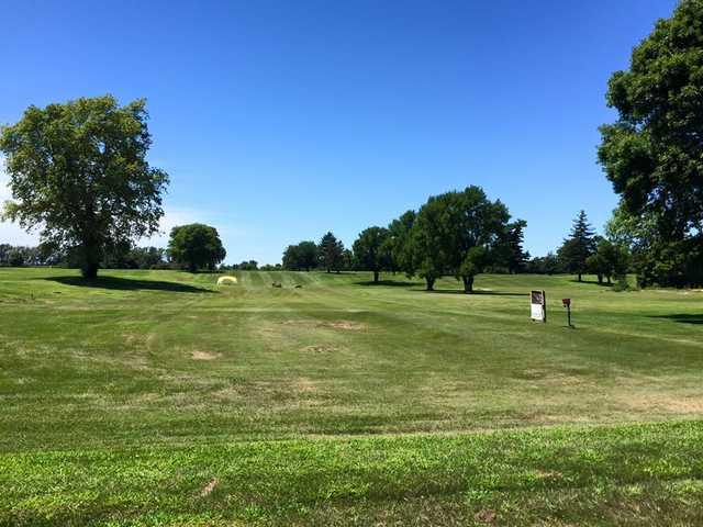 A view from Links Golf Course (Lorrie Arnett Park).