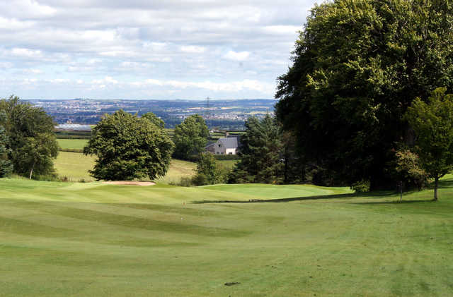 A view from East Kilbride Golf Club