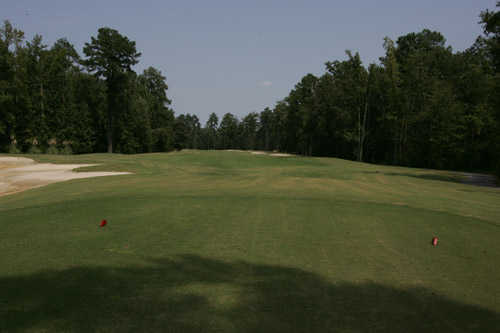 A view from tee #8 (red) at Woodlands Course from Traces Golf Club