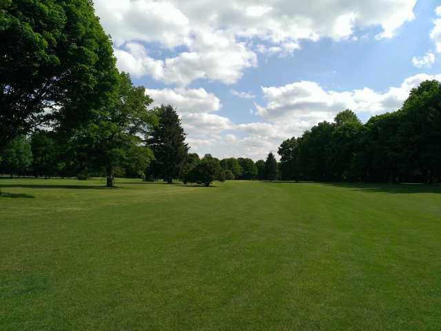 A view from a fairway at Raber Golf Course (Mike Pickett).