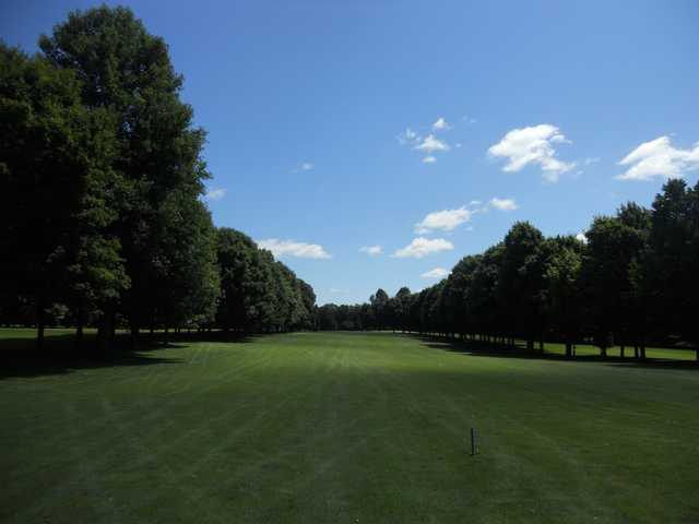 A view from a fairway at Raber Golf Course (Al Henderson).