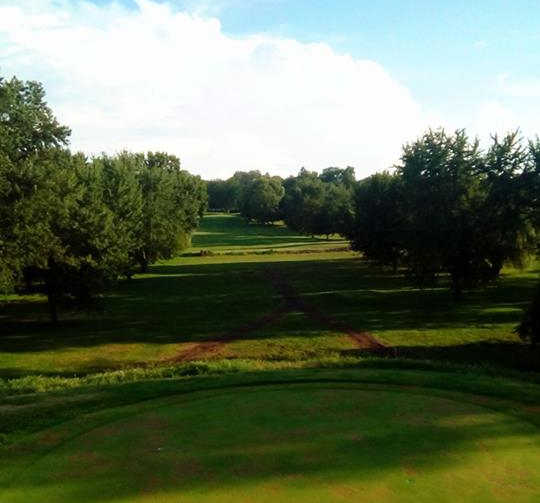 A view from Kendallville Golf Course