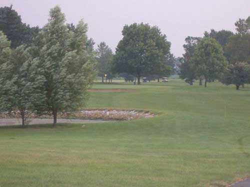 A view from tee #7 at Arbor Trace Golf Club.