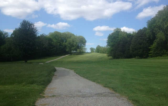 A view from Vincennes Golf Club (Jake Howder).