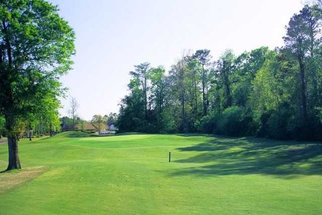A view from Aberdeen Country Club