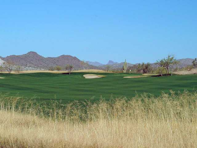A view from Trilogy Golf Club at Vistancia