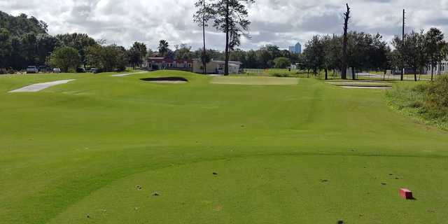 A view from Brentwood Golf Course at The First Tee of North Florida