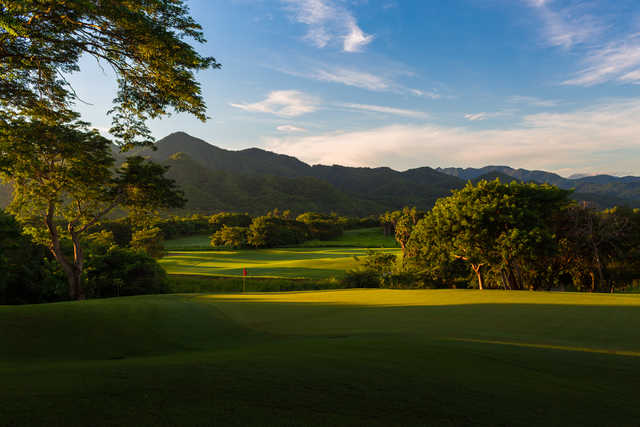 View of the 6th hole from the The Nicklaus Course at Vista Vallarta Golf Club