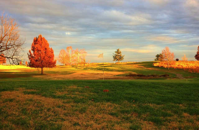 View from Beaver Valley Golf Club