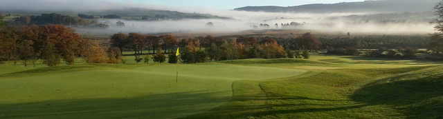 View from a green at Lisheen Springs Golf Club