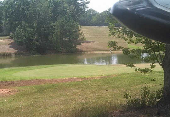 A view of a hole at Parkland Golfer's Club (Justin Ryan Ashley).