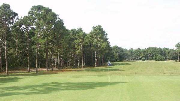 A view of the 3rd hole at Star Hill Golf & Country Club - Lakes Course
