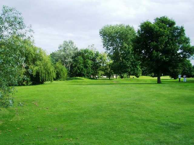 A view from West Park Golf Centre