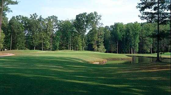 A view from Lochmere Golf Club
